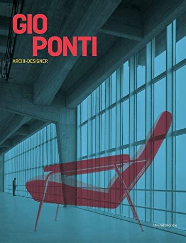 9788836641253: Gio Ponti. Archi-designer. Ediz. inglese [Lingua inglese]
