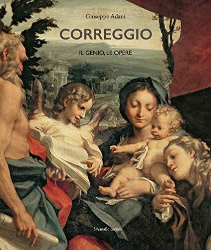9788836645053: Correggio. Il genio, le opere. Ediz. illustrata