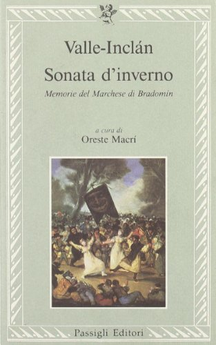 Sonata d'inverno.: Valle-Incl�n.