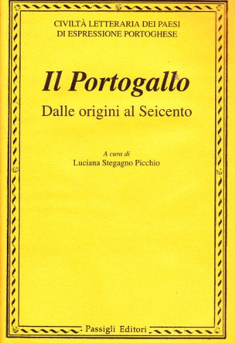 La civiltà letteraria dei paesi di lingua: Stegagno Picchio, Luciana