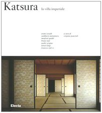 9788837021290: Katsura. La villa Imperiale
