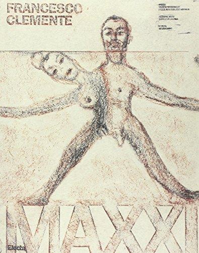 9788837043469: Francesco Clemente (Maxxi) (Italian Edition)