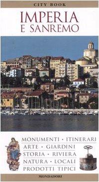 9788837044282: Imperia e Sanremo (City book)