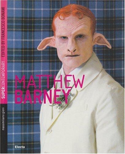 9788837046392: Matthew Barney