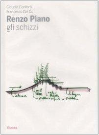 9788837051877: Renzo Piano. Gli schizzi