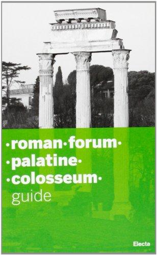 Colosseo-Palatino-Foro romano-Domus Aurea. Ediz. inglese: aa vv
