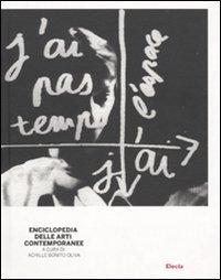 9788837062156: Enciclopedia delle arti contemporanee