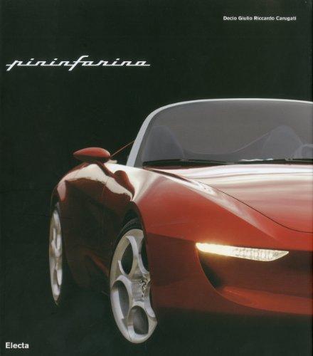 Pininfarina (Hardcover): Decio G.R. Carugati
