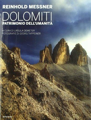 9788837076566: Dolomiti. Patrimonio dell'umanità