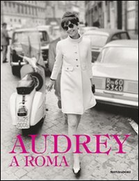 9788837087500: Audrey a Roma