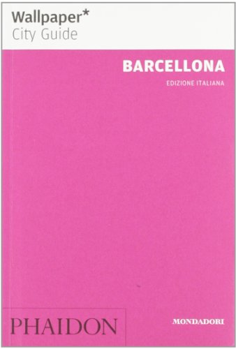 9788837091347: Barcellona (Phaidon. Wallpaper City Guide)