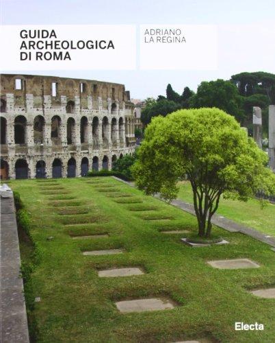 9788837093594: Guida archeologica di Roma