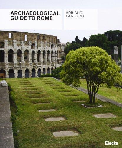 9788837093686: Guida archeologica di Roma. Ediz. inglese (Soprintendenza archeologica di Roma)