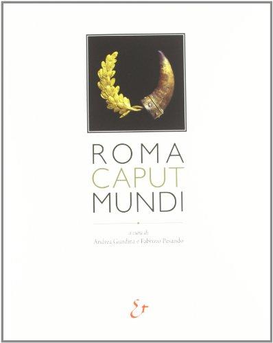 9788837093785: Roma caput mundi