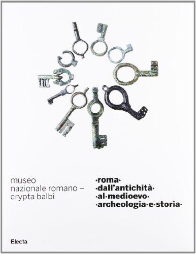 9788837094645: Roma dall'antichità al medioevo