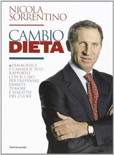 9788837096847: Cambio dieta