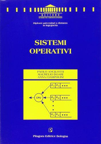 9788837107376: Sistemi operativi (Nettuno. Ingegneria)
