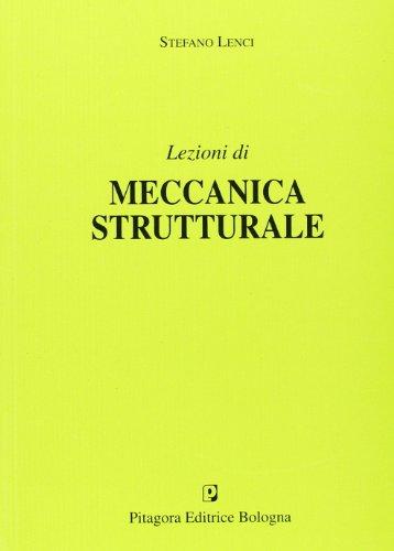 9788837117832: Lezioni di meccanica strutturale
