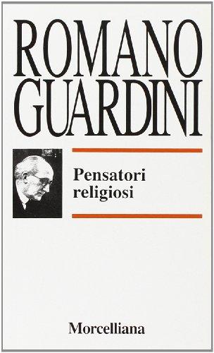 9788837218430: Pensatori religiosi