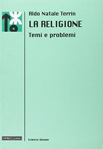 9788837222512: La religione. Temi e problemi