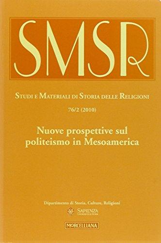STUDI E MATERIALI DI STORIA DELLE RELIGIONI,