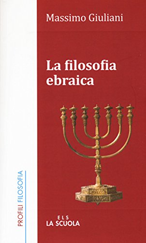 9788837230777: Filosofia ebraica