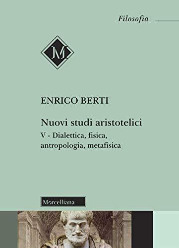 9788837232627: Nuovi studi aristotelici: 5