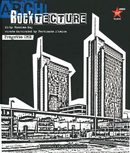 9788837418861: Rocktecture. Progetto CMR. Ediz. italiana e inglese