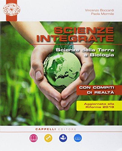 9788837913793: Scienze integrate. Scienze della Terra e biologia. Per le Scuole superiori. Con ebook. Con espansione online. Con DVD-ROM