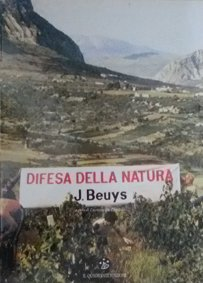 Difesa della natura. Ediz. italiana e inglese: Beuys, Joseph