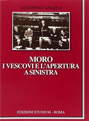 9788838239717: Moro, i vescovi e l'apertura a Sinistra