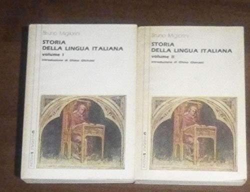 9788838300721: STORIA DELLA LINGUA ITALIANA VOLUME 1