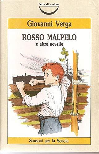 9788838310874: Rosso Malpelo e altre novelle (Fette di melone)