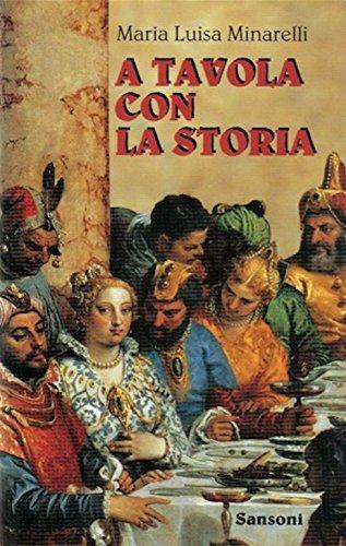 9788838315015: A tavola con la storia (Sansoni saggi) (Italian Edition)