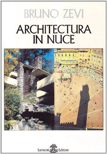 9788838316142: Architectura in nuce (Saggi)