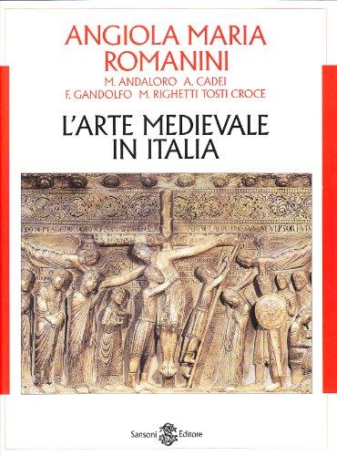 9788838316753: L'arte medievale in Italia