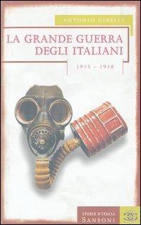9788838371318: Grande Guerra Degli Italiani