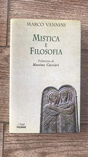 Mistica e Filosofia: Marco Vannini