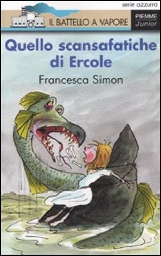 9788838435829: Quello Scansafatiche Di Ercole (Italian Edition)