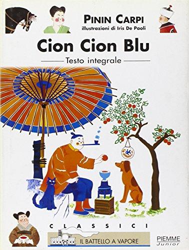 9788838439186: Cion Cion Blu (I classici del Battello a vapore)