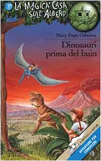 9788838452000: Dinosauri prima del buio (Il batt. a vap.La magica casa sull'albero)