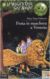 9788838452338: Festa in maschera a Venezia