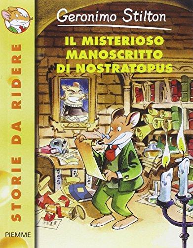 9788838455131: Il misterioso manoscritto di Nostratopus (Storie da ridere)