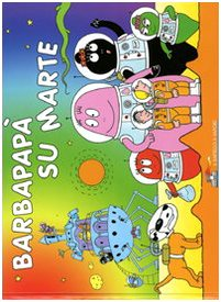 9788838461514: Barbapapà su Marte