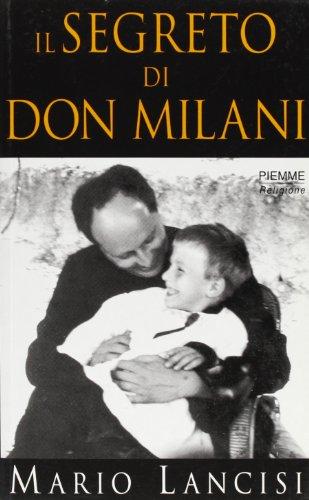 9788838464928: Il segreto di don Milani