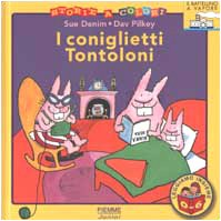 9788838467240: I coniglietti Tontoloni