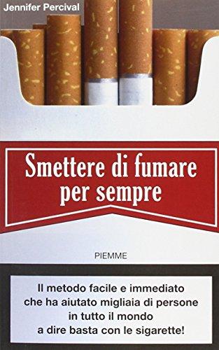 9788838471216: Smettere di fumare per sempre