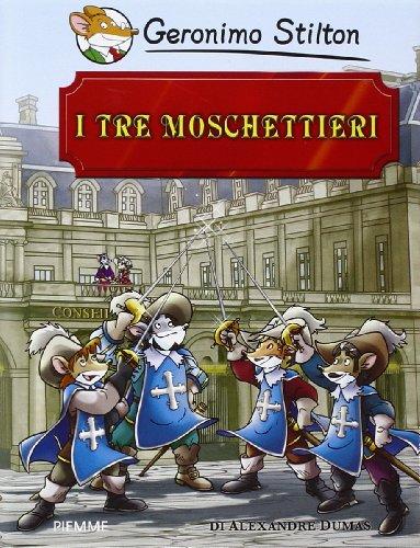9788838471889: I tre moschettieri di Alexandre Dumas (Grandi storie)