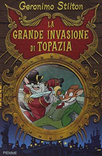 La grande invasione di Topazia (9788838498930) by [???]