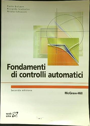 Fondamenti Di Controlli Automatici Bolzern Pdf